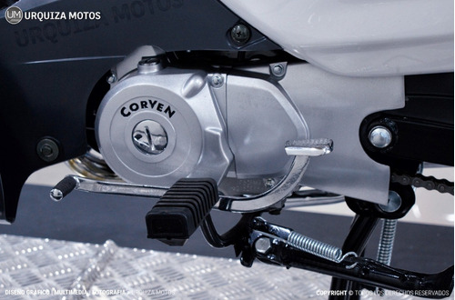 corven energy 110 base 0km nuevo urquiza motos ciclomotor