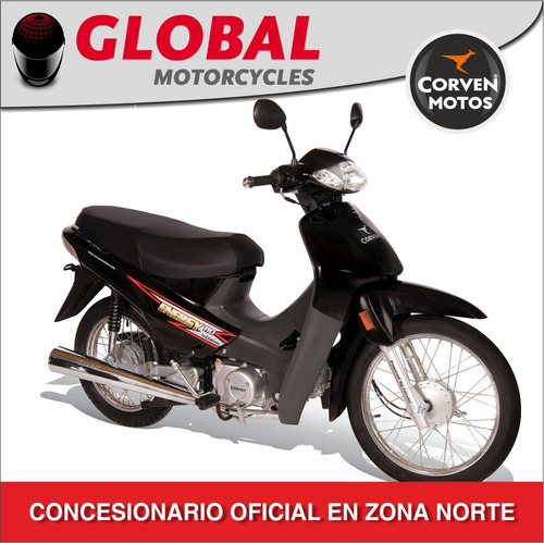 corven energy 110 base 2018 global motorcycles
