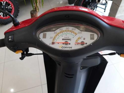 corven energy 110 base 2020  0km tarjeta a12 cuotas ahora 18