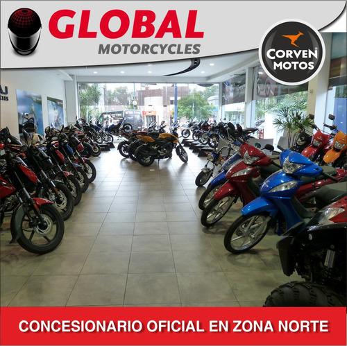 corven energy 110 full 2017  global motorcycles