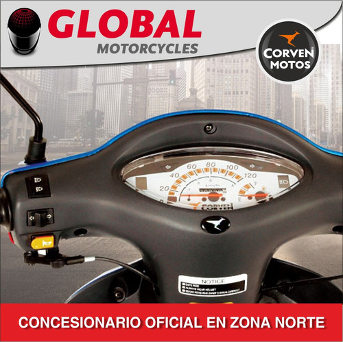 corven energy 110 full global motorcycles 2018