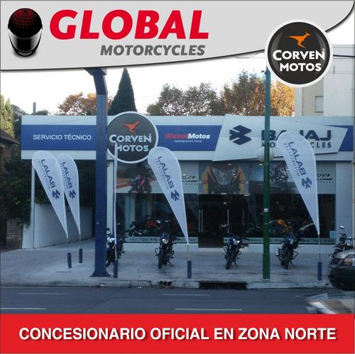 corven energy 110 full  global motorcycles olivos
