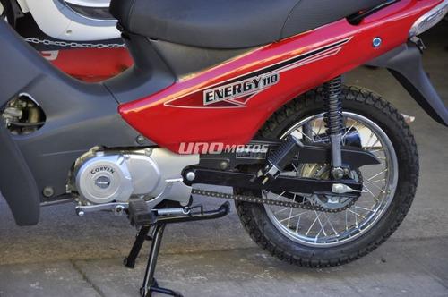corven energy 110 r2 rayo/tambor 110cc