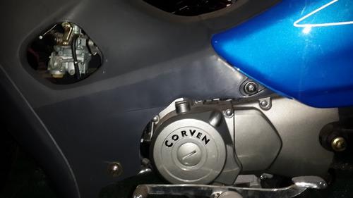 corven energy 110 tuning azul