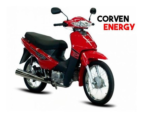 corven energy 110cc rt base motozuni lanús