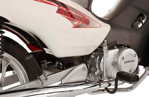 corven energy 110cc rt - motozuni - desc. ctdo adrogué