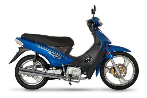corven energy 110cc rt - motozuni  longchamps