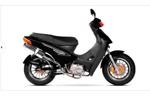 corven energy 110cc tunning - motozuni  burzaco