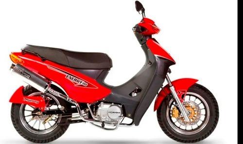 corven energy 110cc tunning - motozuni  caballito