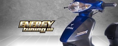 corven energy 110cc tunning - motozuni ciudad evita