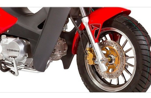 corven energy 110cc tunning - motozuni ciudadela