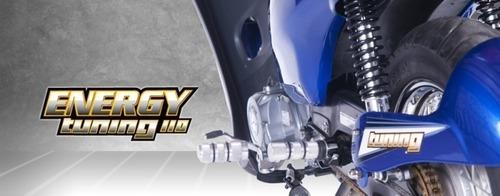 corven energy 110cc tunning - motozuni  m. grande