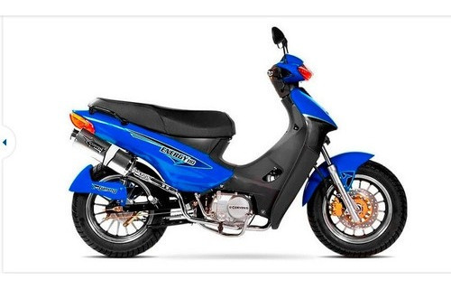 corven energy 110cc tunning - motozuni  merlo
