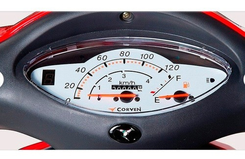 corven energy 110cc tunning - motozuni  pilar