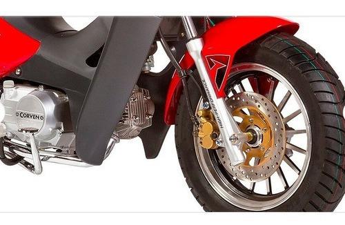 corven energy 110cc tunning - motozuni  ramos