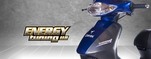 corven energy 110cc tunning - motozuni  san isidro