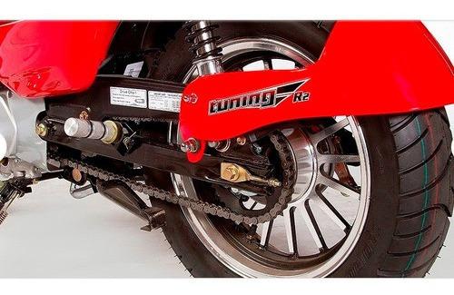 corven energy 110cc tunning - motozuni  zárate