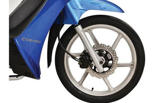 corven energy 125cc dólar billete  motozuni caba
