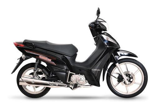 corven energy 125cc - motozuni  avellaneda