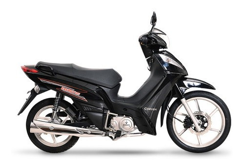 corven energy 125cc - motozuni  lanús