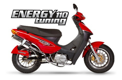 corven energy tunning r2! start motos 32