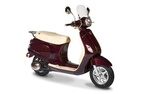 corven expert 150 milano scooter 0km retro bordo 999 motos