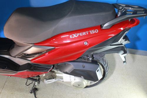 corven expert 150, scooter
