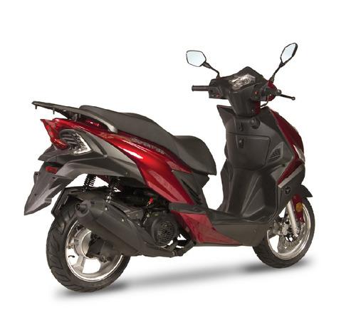 corven expert 150 scooter