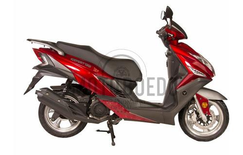 corven expert 150, scooter automatico 150cc