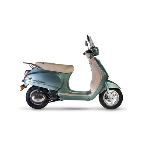 corven expert 150 scooter motos