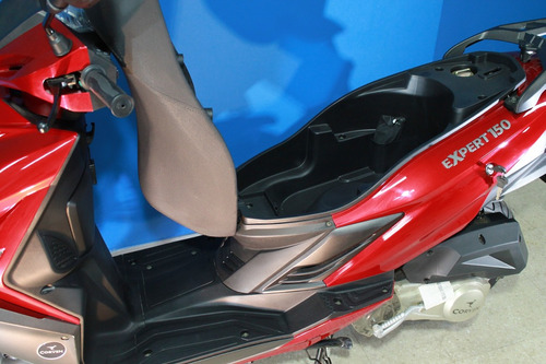 corven expert 150 -  scooter sin cambios