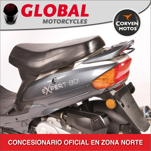 corven expert 80- ent. inmediata- global motorcycles
