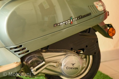 corven expert milano 150cc    ituzaingó