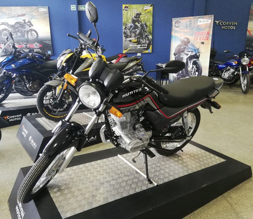 corven hunter 150 0km 2021 pune motos exclusivo corven
