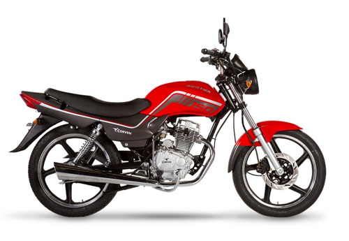 corven hunter 150 0km full  negro 150cc nacked 999 motos