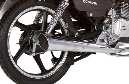corven hunter 150 150cc calle full nacked 0km  999 motos