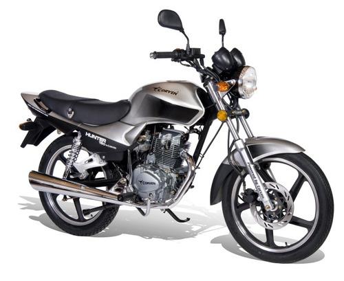 corven hunter 150 motos!!!