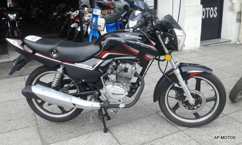 corven hunter 150 motos