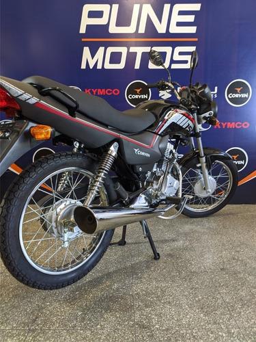 corven hunter 150 motos corven