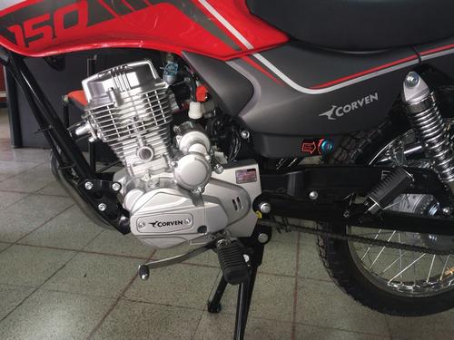 corven hunter 150cc base  new entrega inmediata