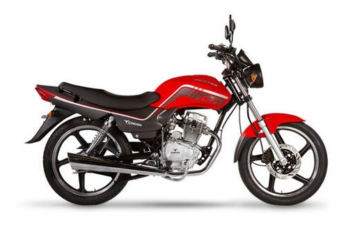 corven hunter 150cc rt base    caballito