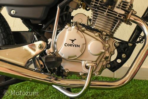 corven hunter 150cc rt base motozuni morón