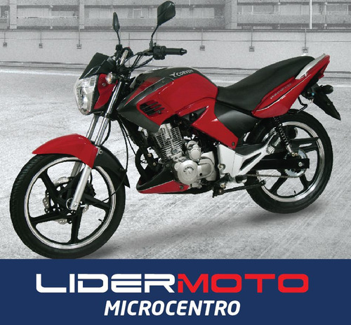 corven hunter 160 - lidermoto