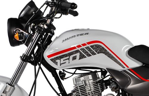 corven hunter motos