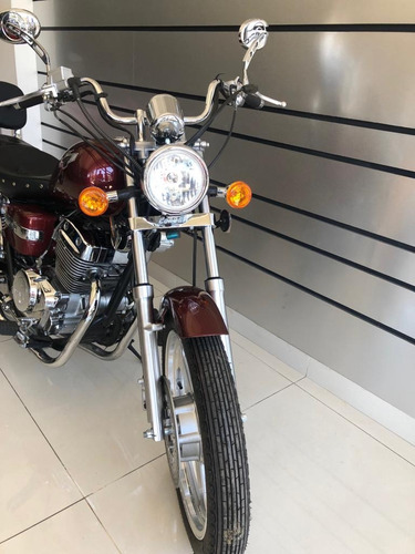 corven indiana 0km chopera  custom 256 0km
