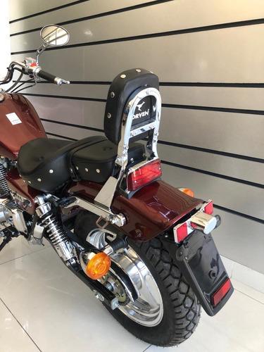 corven indiana 250 0km chopper hd 250 chopera  999 motos