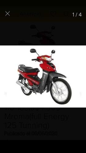 corven mirage 110  110 full energy 125