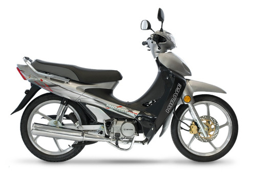 corven mirage 110 2018 0km 110cc gris 999 motos