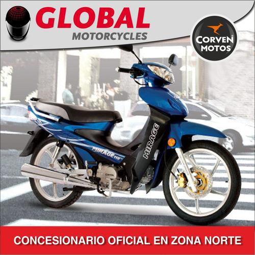corven mirage 110 full - global motorcycles
