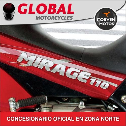 corven mirage 110 full - global motorcycles olivos
